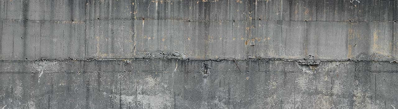 выщелачивания бетона