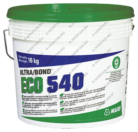 Клей ULTRABOND ECO 540